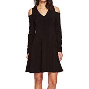 Karen Kane Cold Shoulder Dress XL